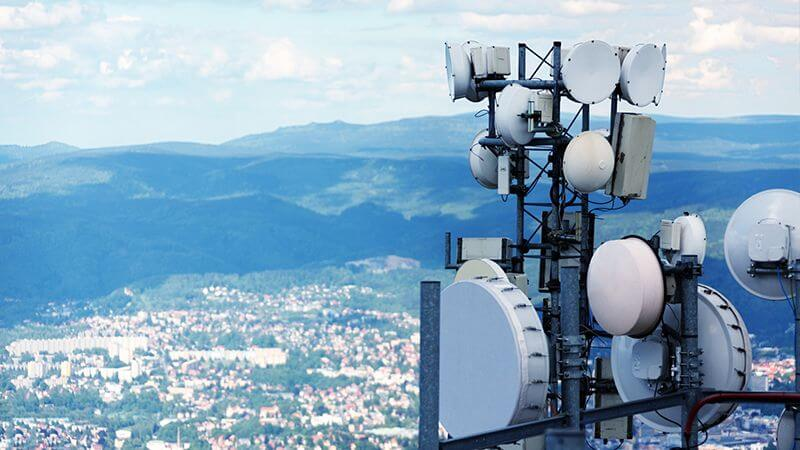 Telecommunications Industry In The Construction Industry
