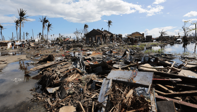 Hurricane, severe weather disaster response services|